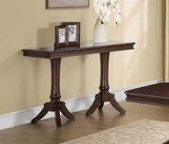 Dark Wood Sofa Table Homelegance Marston Dark Cherry Sofa Table 2615dc 05rt