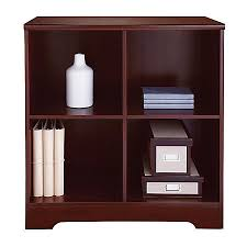 Cube Bookcase Realspace Magellan 4 Cube Bookcase Classic Cherry By Office Depot