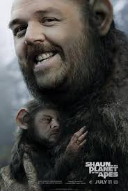 Planet Of The Apes Meme - shaun of the planet of the apes meme guy