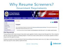 Post Resume For Government Jobs by Ats Explained Why Your Resume Isn U0027t Being Seen