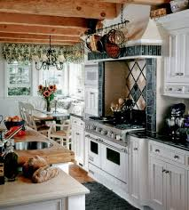 Cottage Style Kitchen Design Intricate English Cottage Design In Classic Interior Rustic