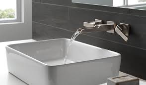 Wall Mount Faucets Bathroom How A Wall Mount Faucet Can Transform Your Bathroom Wall Mounted