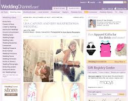 the wedding channel registry workin it on the weddingchannel website the newport wedding