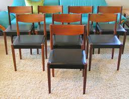 poul volther for frem rojle dining chairs mcm dining tables and