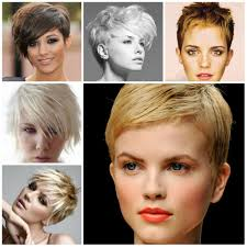 modern hairstyles for short hair 2017 latest pixie haircut ideas