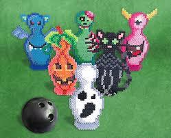 56 best halloween images on pinterest pearler bead patterns