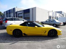 yellow corvette c5 chevrolet corvette c5 convertible 12 october 2014 autogespot