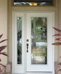 Fiberglass Exterior Doors With Sidelights Exterior Doors With Sidelights Fiberglass In Fetching Sidelights