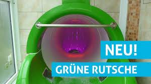 Westfalentherme Bad Lippspringe Grüne Rutsche In Der Westfalen Therme Neu 2013 Youtube