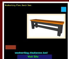 Woodworking Plans Bench Seat Plans For Building A Storage Bench Seat 201511 Woodworking Plans