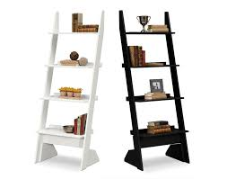 Leaning Book Shelf The Plantation Cove Leaning Bookshelf Collection American