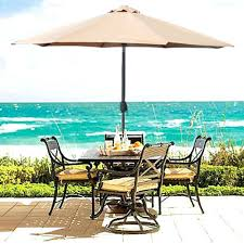 patio table with umbrella hole patio set with umbrella stunning patio sets with umbrella patio