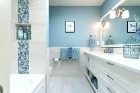 ideas on how to decorate a bathroom blue bathroom ideas sowingwellness co