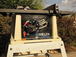 Shopmaster Table Saw Delta Shopmaster Ts200ls Table Saw Espotted
