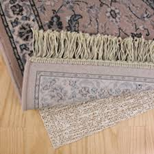 4x6 Jute Rug Eco Friendly Jute And Natural Rubber Rug Pad Shades Of Light