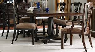 Wood Dining Room Furniture Sets Thomasville Furniture - Wood dining chair design