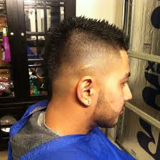 Chris Brown Fade Haircut 70 Amazing Faux Hawk Fade Haircuts New In 2017