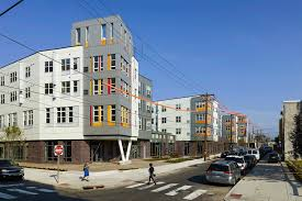 a mix of funding brings leed platinum certified housing