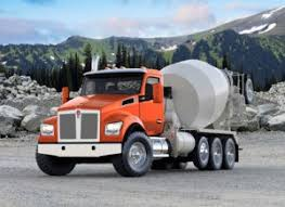 kenworth concrete truck kenworth mixer concrete producer fleets trucks and accessories