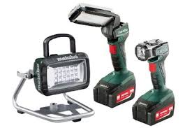 battery powered work lights battery operated led work lights world industrial reporter
