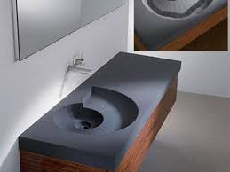 Bathroom Vanity Faucets by Bathroom Sink Appealing Granite In Brown Color With Cool Dark
