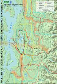 Map View Pacific Northwest Geologic Mapping And Urban Hazards