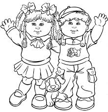 children coloring pages 100 images colouring pages for
