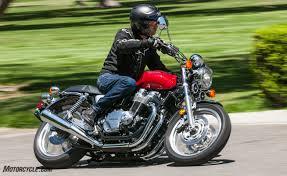 honda motorcycles 2017 honda cb1100ex review motorcycle com