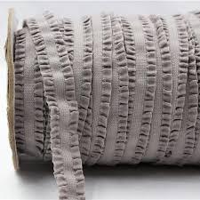 crochet elastic ribbon aliexpress buy 1616233 16mm solid crochet flower fold