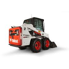 bobcat construction and material handling