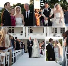 wedding dress chelsea wedding inspirations and ideas of chelsea clinton s wedding sang