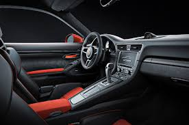 porsche 911 inside 5 things to about the 2017 porsche 911