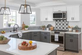 kitchen cabinet colors houzz top colors and materials for counters backsplashes and walls