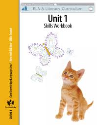 grade 1 skills unit 1 workbook engageny