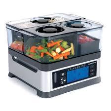 cuisine cuit vapeur morphy richards m48780ee cuiseur vapeur intellisteam inox