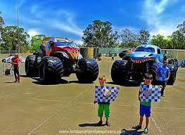 category monster trucks brisbane family explorers