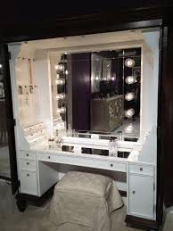 black vanity set with lights cool makeup vanity table with lighted mirror best 25 in inspirations