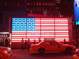 Flag Of New York City Brilliantly Bright Lights Of New York U2013 It U0027s That Little Feeling