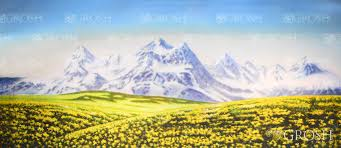 mountain backdrop swiss alps mountain landscape backdrop grosh