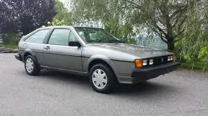 scirocco volkswagen 1986 volkswagen scirocco with 59 000 miles german cars for sale blog