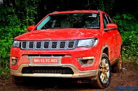 red jeep compass live jeep compass launched in india at inr 14 95 lakh ex delhi