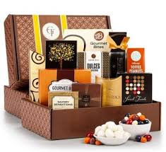 Gifts By Mail Gift Baskets Macadams Chocolate Collection