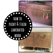Can I Paint Over Laminate Kitchen Cabinets Couches And Cupcakes Tv Cabinet Makeover Take 1 How To Paint
