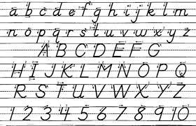 calera public schools handwriting