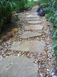 easy ideas for landscaping with rocks gardens pinterest