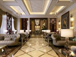 Royal Home Decor interior getting a classical and luxurious interior with
