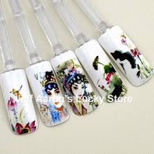 popular chinese nail art designs buy cheap chinese nail art