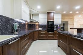 Designer Kitchens With White Cabinets 34 Kitchens With Dark Wood Floors Pictures