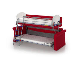 Sofa Bunk Bed Vital Collection Juno Bunk Bed Sofa Furniture From Spain