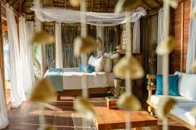 bohemian luxe interiors pearls to a picnic world s best private island resorts that you can book cn traveller
